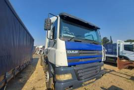 DAF, Single Axle, Truck Tractor, Used, 2004