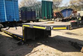 Swift, Stepdeck Trailer, Used, 1982