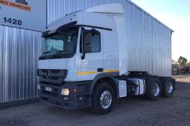 Mercedes Benz, Actros 2646, 6x4 Drive, Truck Tractor, Used, 2016