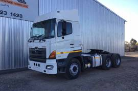 Hino, 700 2841, 6x4 Drive, Truck Tractor, Used, 2014