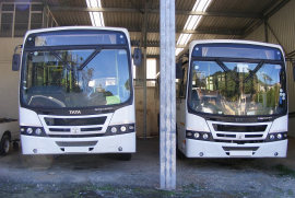 Tata, 1823, 64 Seater, Commuter Bus, Used, 2019