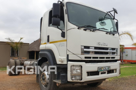 Isuzu, FXR17.360 fitted with Telma brake system, LWB, Chassis Cab Truck, Used, 2015