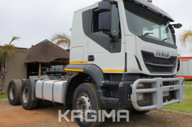 Iveco, Trakker 440, 6x4 Drive, Truck Tractor, Used, 2015