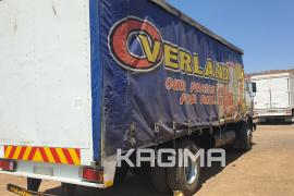 Tata, 1518C, LWB, Curtain Side Truck, Used, 2011