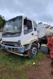 Truck Parts, Isuzu, Freighter 1400 6x4, Stripping for Parts, Used, 2006