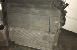 Truck Parts, Mercedes-Benz, MP4 RADIATOR, Engine Parts, Used