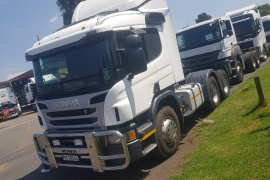 Scania, P360, 6x2 Drive, Truck Tractor, Used, 2015