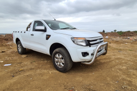Ford, Ford Ranger 2.2tdci 6spd 4x2 single, 4x2 Drive, LDVs and Panel Vans, Used, 2012