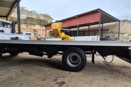 Tata, 1518c Cummins, 4x2 Drive, Rollback Truck, Used, 2005