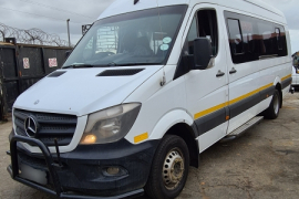 Mercedes-Benz, 519 Xtra long + aircon, 22 Seater , Luxury Coach, Used, 2014