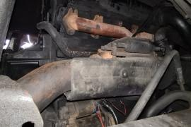 Truck Parts, Mercedes-Benz, Atego 906, Stripping for Parts, Closed Body, Used, 2000