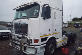 International, Eagle 9800i, 6x4 Drive, Truck Tractor, Used, 2008