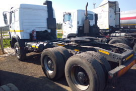 Mercedes Benz,   2635 Powerliner, 6x2 Drive, Truck Tractor, Used, 1993