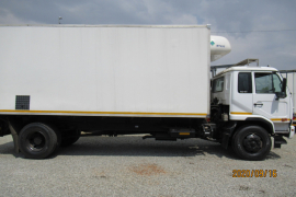 Nissan, UD95, 8 Ton, Refrigerated Truck, Used, 2007