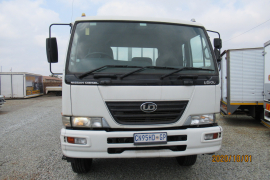 Nissan, UD 100, 6x2 Drive, Dropside Truck, Used, 2009