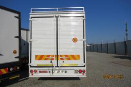 Isuzu, NQR 500 AMT, 4x2 Drive, Volume Van Truck, Used, 2013