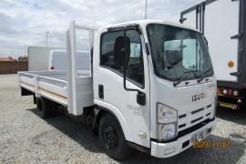 Isuzu, NMR250, 4x2 Drive, Dropside Truck, Used, 2014