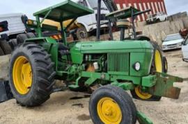 John Deere, 4x2, 2WD, Tractor, Used