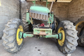 John Deere, 4x4 - Accident damaged , 4WD, Tractor, Used, 1996