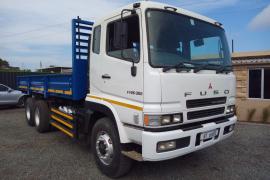 Fuso, FV26-350 , 6x4 Drive, Tipper Truck, Used, 2016