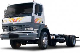 Tata, LPT 1518, 8 Ton, Chassis Cab Truck, New, 2021