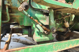 John Deere, 2251 4wd, 4WD, Tractor, Used, 1988