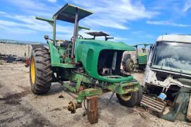 John Deere, 6215 - 2003, 2WD, Tractor, Used, 2003