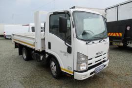 Isuzu, NLR150, 4x2 Drive, Dropside Truck, Used, 2018