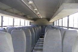 Mercedes-Benz, OF 1317, 60 Seater, Commuter Bus, Used, 1999