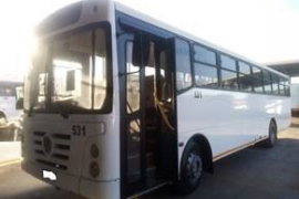 Volkswagen, 17.210, 65 Seater, Commuter Bus, Used, 2013