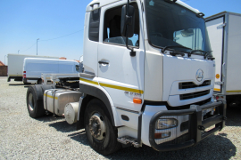 Nissan, UD Quon 17 370, 6x2 Drive, Truck Tractor, Used, 2013
