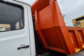 Mercedes Benz, 1417, 4x2 Drive, Tipper Truck, Used, 1993