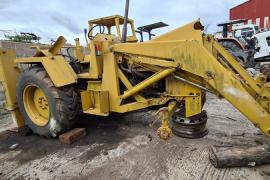 Massey Ferguson, 50H - 2521, 4x2 Drive, Tractor, Used