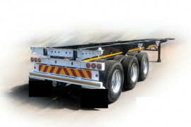 Prime, Flatdeck, Tri-Axle Trailer, New, 2021