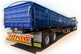 Prime, Dropside / Mass Side, Dropside Trailer, New, 2021
