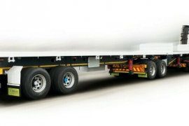 Prime, Flatdeck, Superlink Trailer, New, 2021