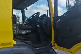 MAN, TGM 15-240, LWB, Refrigerated Truck, Used, 2017