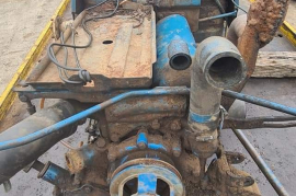 Ford, 4000, 2WD, Tractor, Used