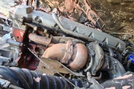 Truck Parts, Hino, Hino 500, Stripping for Parts, Used, 2012