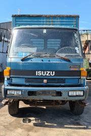 Isuzu, F9500 Turbo , 2WD, Volume Van Truck, Used, 1995
