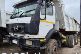 Mercedes Benz, 2629k - 2635 - 2225, 6x4 Drive, Tipper Truck, Used, 1994