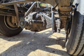 Truck Parts, FAW, 8.140, Stripping for Parts, New, 2020